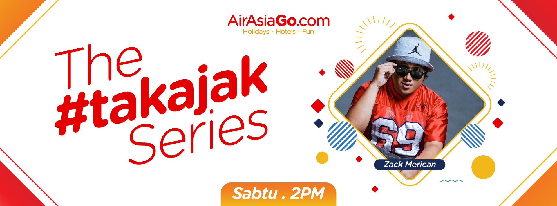 The #takajak Series